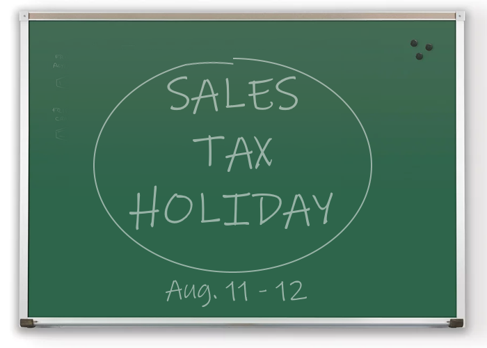 MA Sales Tax Holiday; How You Can Save | Up To Boston ...