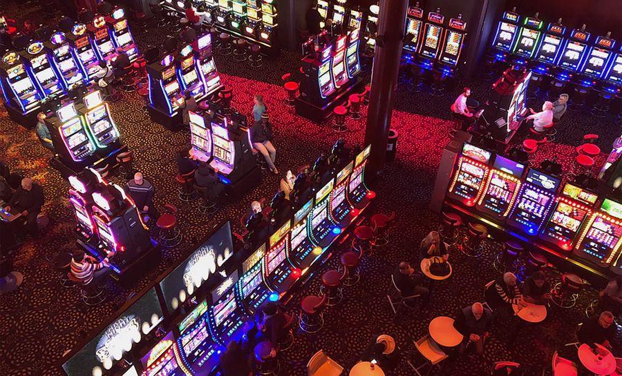 boston casino arrest